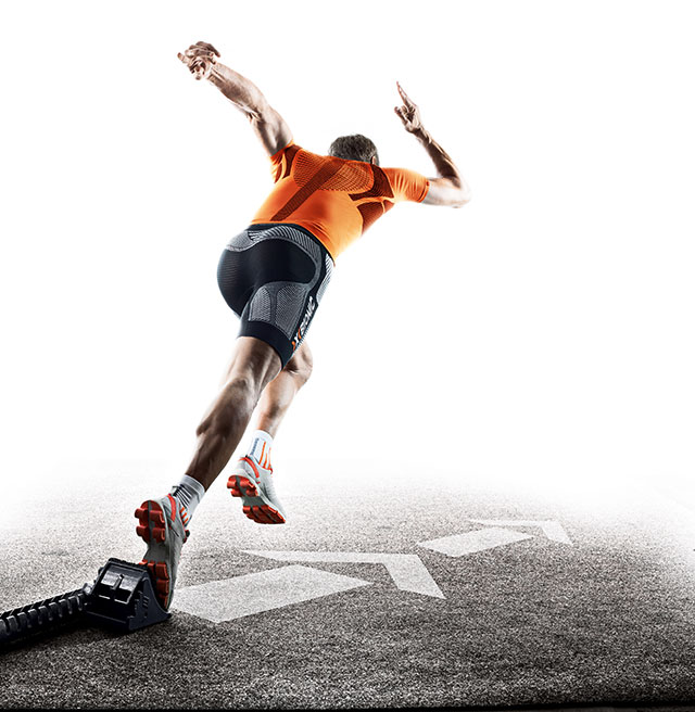 X-Socks Laufbekleidung Laufbekleidung